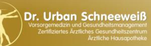 Dr. Urban Schneeweiß